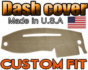 Fits 1995 2011 Ford Ranger Dash Cover Mat Dashboard Pad Beige
