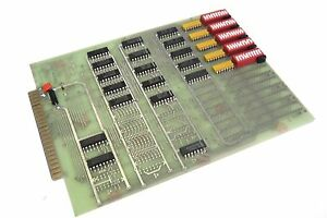 Icore Acurex Corporation 14576 14577b Nine Channel Shift Register