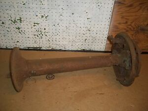 1929 Ford Model A Rear End Housing Left Brake Parts 1930 1931 1928 Rat Rod