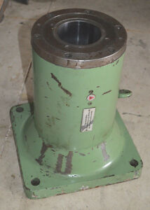 Large Spindle Housing Bolt Holes 12 Centers 4 Bore 9 Dia