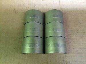 Set Of B26 Bronze Hardinge Pusher Pads 2 3 8
