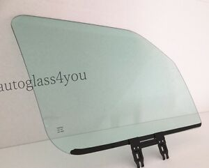 For 98 03 Dodge Ram Van 1500 2500 3500 Front Door Window Glass Passenger Right