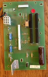 Edwards Gs 47327 0452 Fire Alarm Ass y Board For 5800 Series 039348 0463