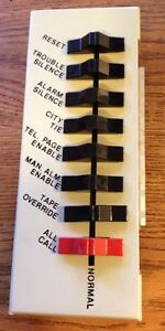 Edwards Gs 47327 0427 Fire Alarm Ass y Board For 5800 Series 039348 0450