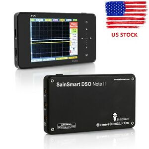Sainsmart Mini Dso202 Ds202 Handheld Touch Screen Digital Storage Oscilloscope