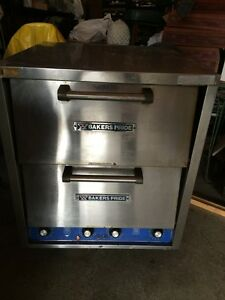 Baker Pride Pizza Oven Model P44