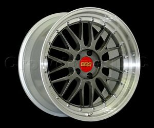Bbs 19 X 10 Lm Car Wheel Rim 5 X 120 Part Lm148dbpk