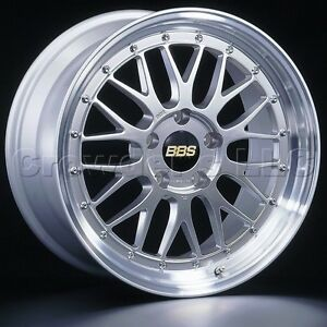 Bbs 19 X 9 5 Lm Car Wheel Rim 5 X 112 Part Lm155dspk