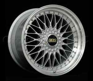 Bbs 19 X 9 Super Rs Car Wheel Rim 5 X 112 Part Rs540hspk