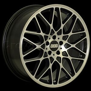 Bbs 20 X 9 Rxr Car Wheel Rim 5 X 112 Part Rx309bpk