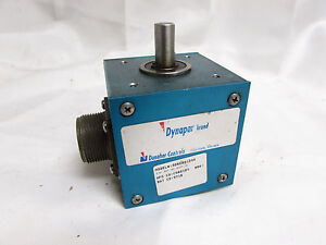 Dynapar 3206001240 Rotary Encoder 3 8 Shaft 15v xlnt