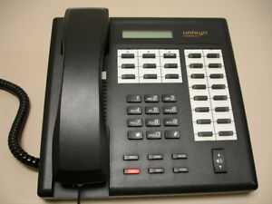 Refurbished Comdial Unisyn Phones Black 1022s 1022s fb 10225