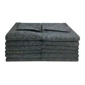 Moving Blankets Textile Skins 12 Pack 54x72 Pads 1 66lbs Each
