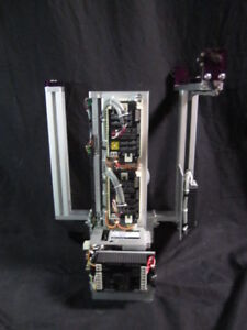 Robot Mapping Elevator Assy 200mm Wafer Rorze Re120 002 001