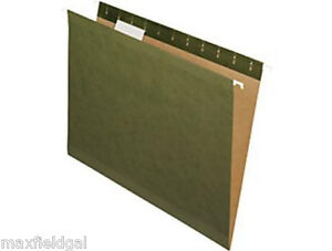 New 25 Hanging File Folders Letter Or Legal Size W tabs Your Choice Of Color