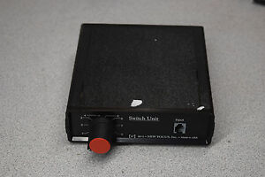 New Focus newport 8610 Picomotor Driver Switch Unit
