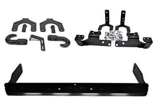Warn 88140 Winch Mounting Plate For Multiple Warn Winches On Jeep Wrangler
