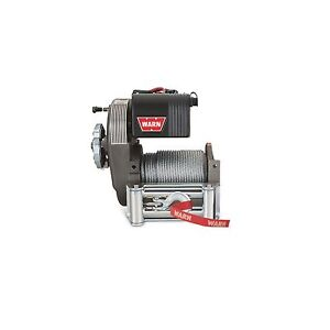 Warn 38631 M8274 50 Self Recovery Winch 12v 9000lb Pull W 150ft Cable