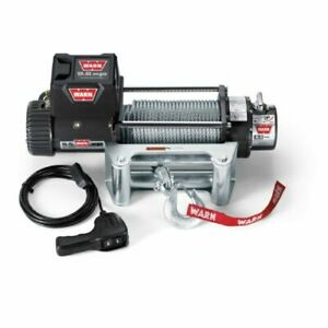 Warn 68500 9 5xp Self Recovery Performance Winch 9500lb 6hp 12v Roller Fairlead