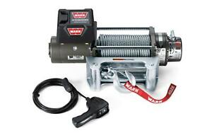 Warn 28500 Xd9000 Self Recovery Winch 9000lb Pull 125ft Cable For Chevy Dodge