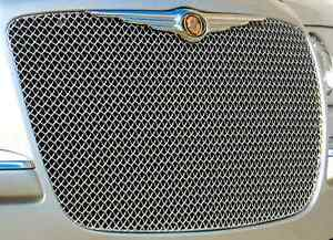 Grillcraft Chr3000sw Sw Series Grille Insert For 05 10 Chrysler 300