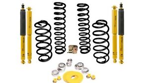 Arb Ometjhks Old Man Emu 2 Suspension Lift Kit For 97 06 Jeep Wrangler Tj