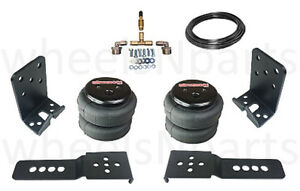 Rear Air Bag Tow Assist Kit Air Over Leaf Under Frame Air Suspension 5000lbs Max