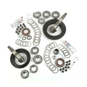 Alloy Usa 360004 Complete Ring Pinion Kit 5 13 For Dana 30 44 Fits Wrangler
