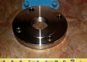 Stainless Steel 3 7 5 Dia Pipe Threaded Flange But 2 Npt 316l