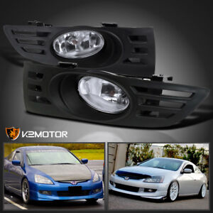 For 2003 2005 Honda Accord 2dr Coupe Driving Fog Lights Switch