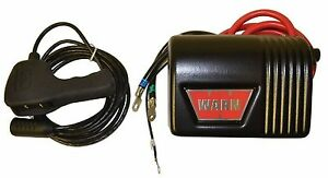 Warn 38845 12 Volt Control Solenoid Pack Upgrade Kit For Warn M8274 Winch