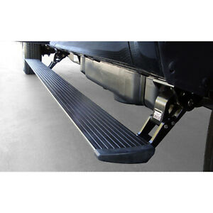 Amp Research 76147 01a Power Step W Plug N Play For Silverado Sierra 2500 3500