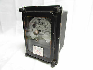 General Electric 700x64g31 Stator Watthour Meter 120v 3w 3ph 60hz good