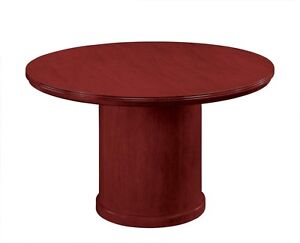48 Round Office Conference Table
