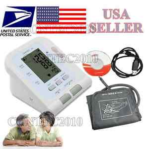 usa Stock Contec08c With Software Contec Bp Blood Pressure Monitor Tensiometro