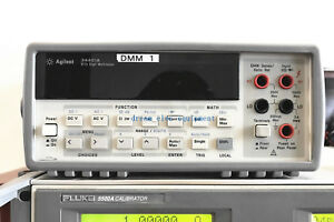 Agilent 34401a 6 5 Digital Multimeter