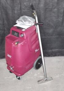 Minuteman Portable Carpet Extractor Cleaner 3 Stage 100 Cfm 125 Waterlift X12