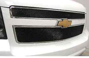 Grillcraft Che1507b Black Mx Grille Upper Insert For Avalanche Suburban Tahoe