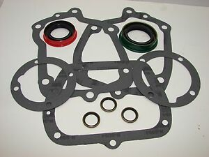M20 M21 M22 Muncie Transmission Seal And Gasket Kit Prt 034