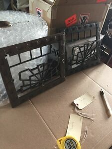 Gb 8 2 Available Antique Deco Style Floor To Wall Grate No Flapper