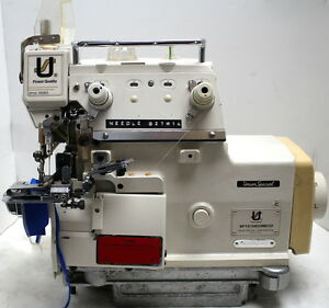 Union Special Sp151 1 needle 2 thread Serger Industrial Sewing Machine Head Only