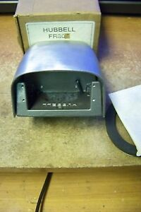 Nos Hubbell Fr 80 Above Floor Junction Box