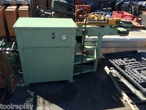 Bender Paul Machine Tool Co Hydraulic Tube Bender Model A 6