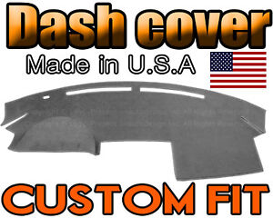 Fits 2005 2006 Nissan Altima Dash Cover Mat Dashboard Pad Charcoal Grey