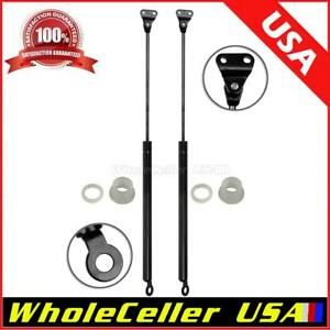 Qty2 Sg226032 Hatchback Lift Supports Shocks Struts For Honda Civic 96 00