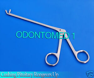 Cushing Pituitary Rongeurs 6 3mm up Ent Surgical Instruments