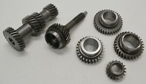 Muncie M22 4 Speed Transmission Gear Set 2 20 Ratio 10 Spline Gkm22