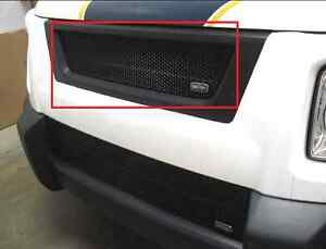 Grillcraft Hon1200b Black Mx Grille Upper Insert For 03 06 Honda Element