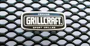 Grillcraft Hon1202b Black Mx Grille Upper Insert For 07 08 Honda Element Ex Lx