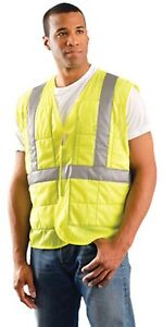 Occunomix miracool Cooling Vest Beat The Heat Water Activated Cooling Crystals